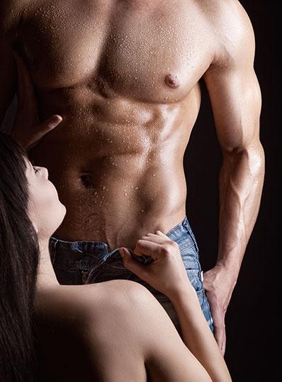 Größerer Penis durch manuelle Übungen
